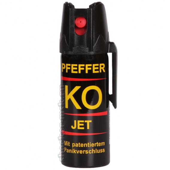 Газовый баллончик PFEFFER KO JET, 50 мл (струйный)