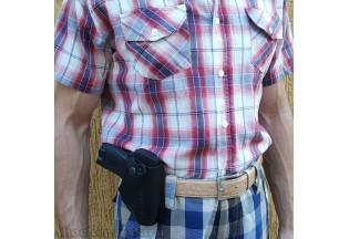 Кобура для аэрозольного пистолета Пионер (поясная)